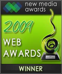 WebAward2009